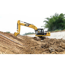 Cat 320D2 320D Hydraulic Excavator good performance